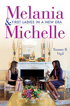 Melania and Michelle First Ladies in a New Era