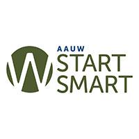 AAUW Start Smart logo