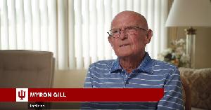 Headshot of Myron Gill